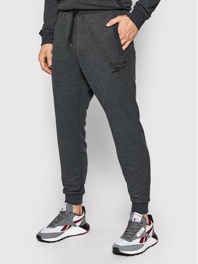 Reebok Reebok Spodnie dresowe Essentials GI9405 Szary Slim Fit