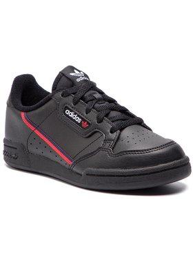 adidas adidas Обувки Continental 80 C Черен