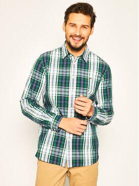 Lacoste Lacoste Camicia CH8444 Multicolore Slim Fit