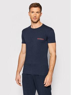 Emporio Armani Underwear Emporio Armani Underwear Тишърт 111035 1A729 00135 Тъмносин Regular Fit