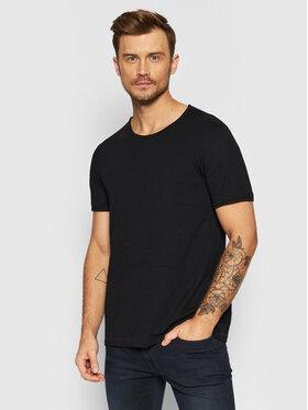 Selected Homme Selected Homme T-Shirt Morgan 16071775 Černá Regular Fit