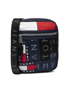 Tommy Jeans Tommy Jeans Мъжка чантичка Tjm Heritage Reporter Corporate AM0AM07514 Тъмносин