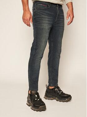 Tommy Jeans Tommy Jeans Skinny Fit džíny Simon DM0DM04423 Tmavomodrá Skinny Fit