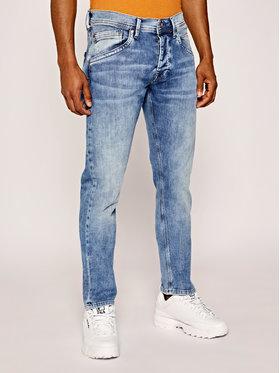 Pepe Jeans Pepe Jeans Regular Fit džíny PM201100GR22 Tmavomodrá Regular Fit