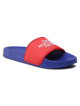 The North Face The North Face Чехли Base Camp Slide III NF0A4T2RZ45 Червен