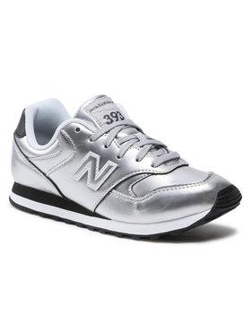 New Balance New Balance Sneakersy WL393EA1 Srebrny