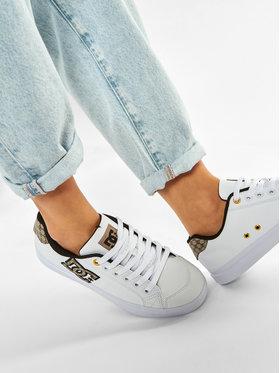 DC DC Sneakersy Chelsea Plus Se Sn ADJS300235 Biela