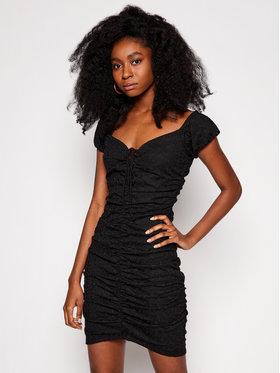 Guess Guess Letní šaty W1GK0F KALQ0 Černá Slim Fit