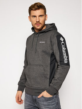 Columbia Columbia Sweatshirt Minam River 1918842 Grau Regular Fit
