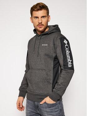 Columbia Columbia Sweatshirt Minam River 1918842 Gris Regular Fit