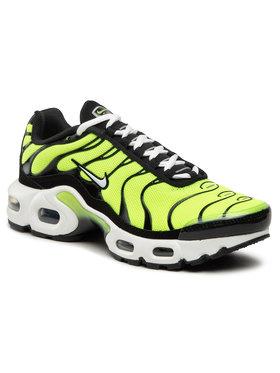 Nike Nike Обувки Air Max Plus (GS) CD0609 301 Зелен