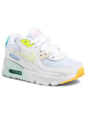 Nike Nike Обувки Air Max 90 Ps CZ0367 100 Бял