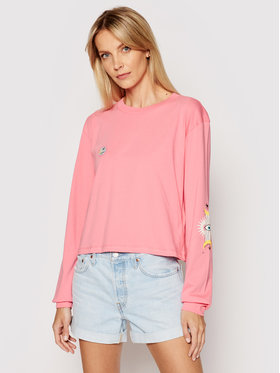 Femi Stories Femi Stories Μπλουζάκι Soka Ροζ Regular Fit