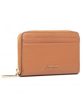 Gino Rossi Malá dámska peňaženka O3W1-003-AW20 Hnedá
