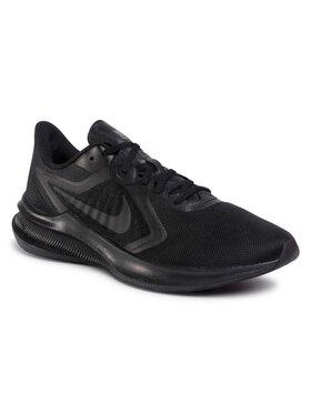 NIKE NIKE Topánky Downshifter 10 CI9981 002 Čierna