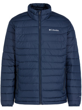 Columbia Columbia Pehelykabát Powder Lite 1698001 Sötétkék Regular Fit