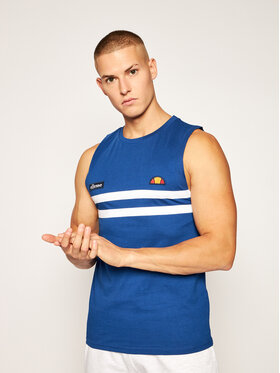 Ellesse Ellesse Tank top Andare SHE08506 Granatowy Regular Fit
