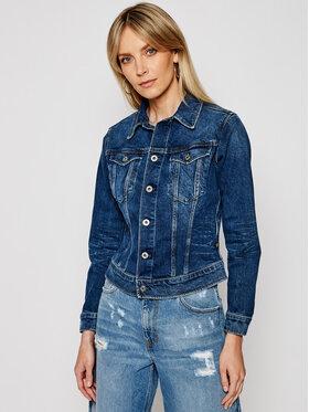 G-Star Raw G-Star Raw Giacca di jeans Elto Pure Stretch D17437-C052-A951 Blu scuro Slim Fit