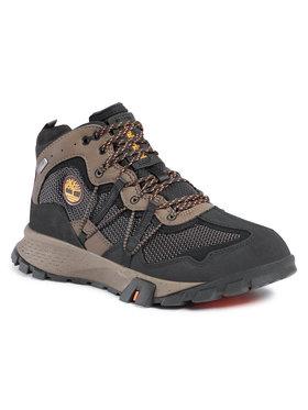 Timberland Timberland Παπούτσια πεζοπορίας Garrison Trail TB0A28FT015 Μαύρο