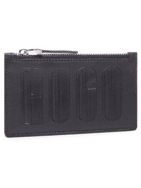 Hugo Hugo Kreditinių kortelių dėklas Tycoon R 50434820 10228020 01 Juoda