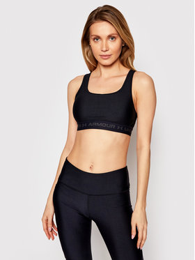 Under Armour Under Armour Sutien top Crossback 1361034 Negru