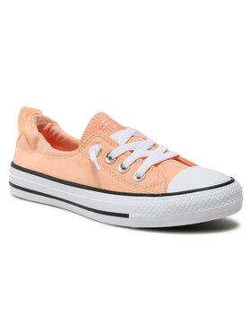 Converse Converse Sneakers aus Stoff Ctas Shoreline Slip 570486C Orange