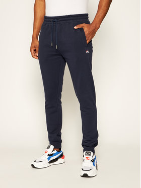 Fila Fila Pantaloni da tuta 681095 Blu scuro Regular Fit