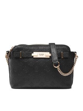 Guess Guess Дамска чанта HWVS81 32150 Черен