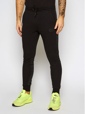 Calvin Klein Jeans Calvin Klein Jeans Spodnie dresowe J30J316500 Czarny Slim Fit