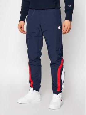 Champion Champion Pantalon jogging Logo Track 214264 Bleu marine Custom Fit