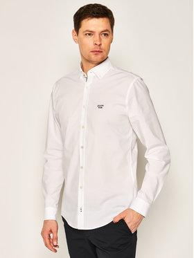 Joop! Jeans Joop! Jeans Hemd 15 JJSH-40Haven-W 30014405 Weiß Slim Fit