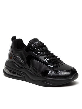 Guess Guess Sneakers FL8FEV SMA12 Schwarz