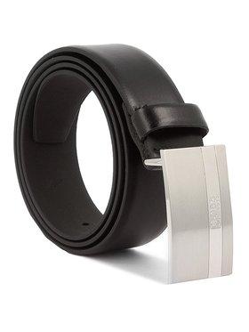 Boss Boss Pánský pásek Baxton 50292249 90 Černá