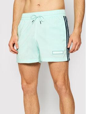 adidas adidas Плувни шорти Swim HB1826 Зелен Regular Fit