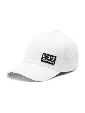 EA7 Emporio Armani EA7 Emporio Armani Kepurė su snapeliu 275771 1P102 00010 Balta