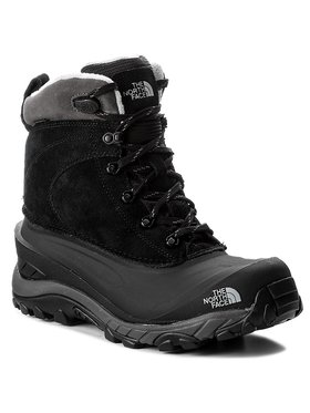 The North Face The North Face Śniegowce Chilkat III T939V6WE3 Czarny