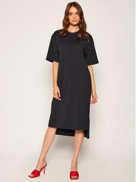 MAX&Co. MAX&Co. Trikotažinė suknelė Tdress 66249920 Tamsiai mėlyna Regular Fit