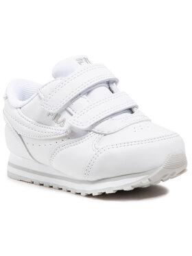 Fila Fila Sneakers Orbit Velcro Infants 1011080.84T Blanc