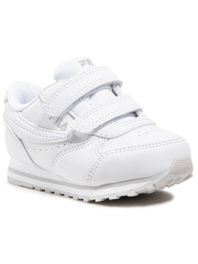 Fila Fila Sneakersy Orbit Velcro Infants 1011080.84T Biela