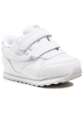 Fila Fila Сникърси Orbit Velcro Infants 1011080.84T Бял