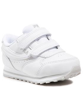 Fila Fila Sportcipő Orbit Velcro Infants 1011080.84T Fehér