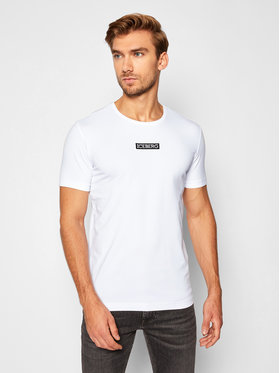 Iceberg Iceberg T-Shirt 20II1P0F0106309 Biały Regular Fit