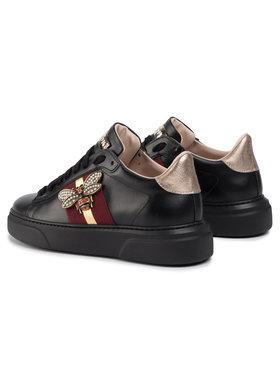 Stokton Sneakersy 756-D-FW19 Čierna