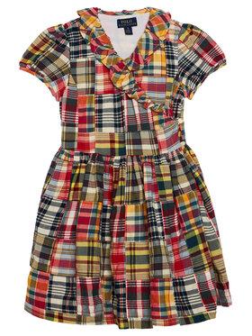 Polo Ralph Lauren Polo Ralph Lauren Kasdieninė suknelė Wrap 312785132001 Spalvota Regular Fit