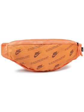 NIKE NIKE Τσαντάκι μέσης CK7446 884 Πορτοκαλί