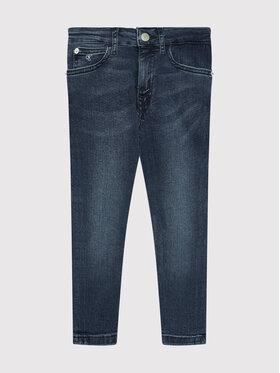 Calvin Klein Jeans Calvin Klein Jeans Дънки Essential IG0IG00842 Тъмносин Skinny Fit