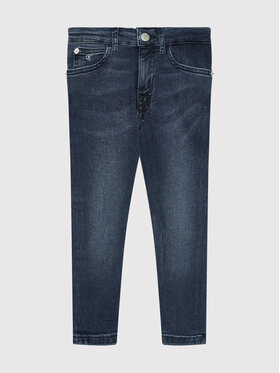 Calvin Klein Jeans Calvin Klein Jeans Jeansy Essential IG0IG00842 Granatowy Skinny Fit