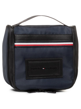 TOMMY HILFIGER TOMMY HILFIGER Τσαντάκι καλλυντικών Modern Nylon Washbag AM0AM05674 Σκούρο μπλε
