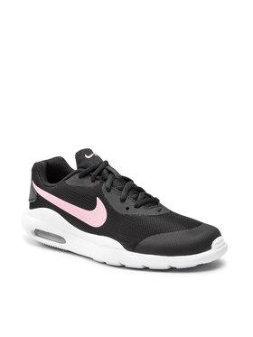 Nike Nike Boty Air Max Oketo (GS) AR7419 014 Černá