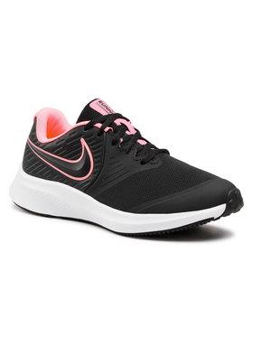 Nike Nike Pantofi Star Runner 2 (Gs) AQ3542 002 Negru